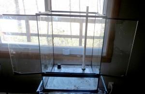 Drilled Terrarium